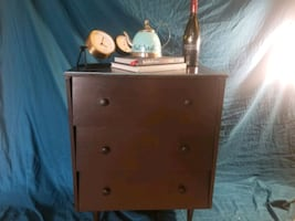 Oversized nightstand  small chest