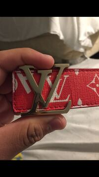 Louis Vuitton Supreme Belt Gaithersburg, 20877