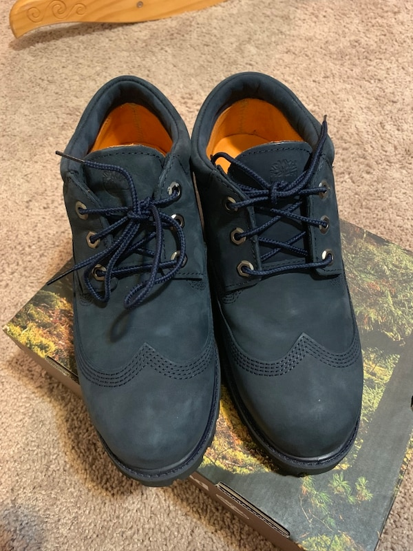 Timberlands boots size 8