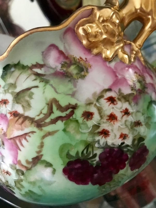 Limoges France hand painted 2