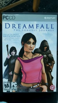 Dreamfall PC Game Laval, H7P 1C9