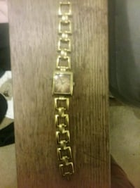 Gold link Fossil Watch Navarre, 32566