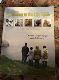 INVITATION TO THE LIFE SPAN Guelph