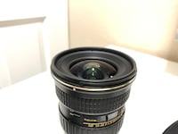 Tokina 11 - 16 wide angle lens Nikon Mount Seattle, 98101