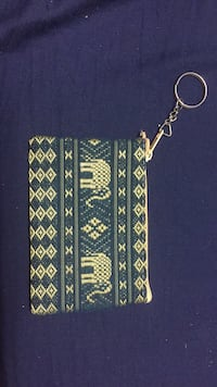 Coin purse from Tanzania Toronto, M4C 5G1