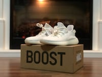 Cream Yeezy DS size 8 3725 km