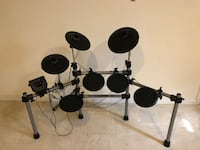 black and gray electric drum set New Market, 21774