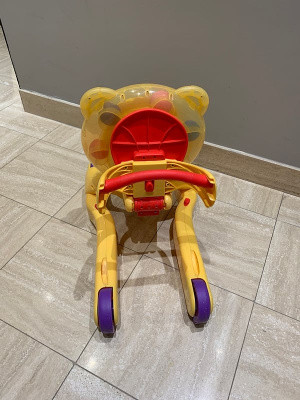 Bright stars baby walker and ride along 457236d5-9935-49cd-afec-5a623f7558d4