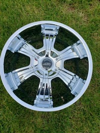 "American Racing 20"" Chrome Wheels Jeep Cherokee Royersford, 19468"