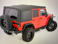 2009 Jeep Wrangler soft top Baltimore