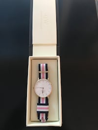 Daniel Wellington rose gold women's watch Springfield