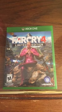 Farcry 4 Xbox One game case Port Saint Lucie, 34983