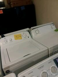 Roper washer and dryer set excellent condition 4months warranty