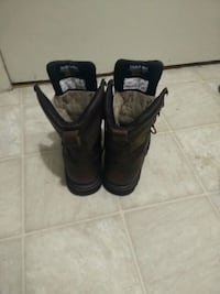 Irish setter winter shoes by red wingshoes company Edmonton, T5A 3R8