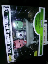 white and pink Hello Kitty action figure in box London, 40744