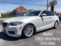 BMW 2 Series 2015 Baltimore, 21215