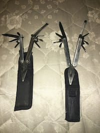 two black metal hand tools Rossville, 30741