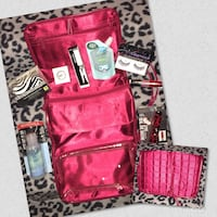 Makeup and Hanging Organizer Bundle NWOKC Warr Acres, 73122