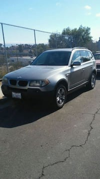 BMW - X3 - 2005 National City, 91950