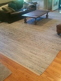 Handwoven Woven rug 11 x 15 West Chester, 19380