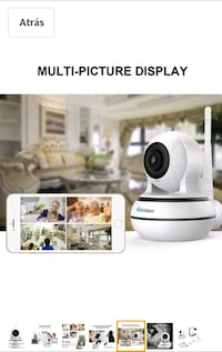Wifi hd home security camera night vision  Clarksville