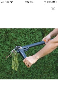 Fiskars stand up weed remover  Calgary, T3P 0A7