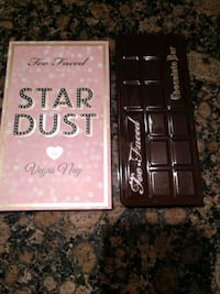 Too Faced palettes good condition
