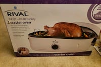 Rival Crock-Pot slow cooker box Fairfax, 22033