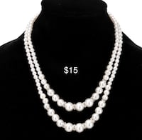 Pearl necklace  Houston, 77066