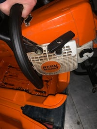 Stihl backpack blower,hedge trimmer and chain saw and weed wacker London, N5Z 3X6