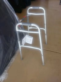 "FOLDABLE WALKER ""NEW"" TAGS ON"