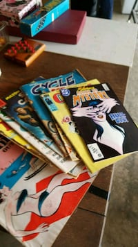 Comic and joke books - 60s & 70s Ijamsville, 21754
