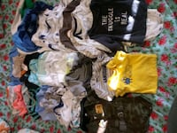 Lot of baby boy clothes & accessories nb & preemie Washington, 20002