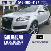 2013 Audi Q7 3.0T Premium Plus Warrenton, 20186