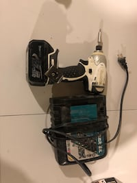 white and black corded power tool Winnipeg, R2J 1A9