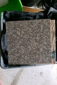 "Natural granite tile (12"" × 12"") Mississauga, L5L 4H5"