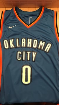 OKC JERSEY WESTBROOK Oak View, 93022