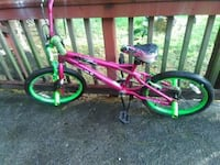 red and green BMX bike Walkersville, 21793