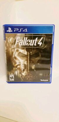 Fallout 4 PS4 (LIKE NEW) Silver Spring
