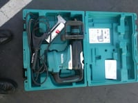 blue and black Makita corded power tool Concord, 94519