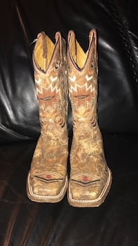 Youth - Cowgirl boots