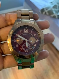 Marc Jacob's Rose Gold Watch Chicago