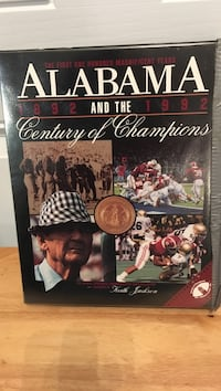 Alabama Century of Champions Ocala, 34474