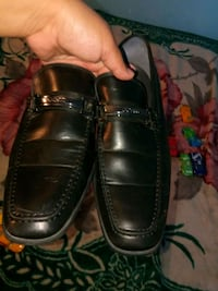 pair of black leather dress shoes San Bernardino, 92410
