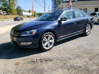 2014 Volkswagen Passat SEL MD CITY