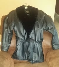 Waist Length Lined Leather Jacket - Lowered Price Brentwood, 94513