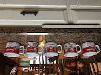 Campbells soup mugs