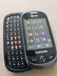UNLOCKED SAMSUNG ANDROID CELLPHONE
