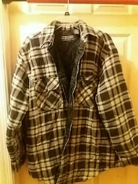 Lined flannel jacket Hagerstown, 21742