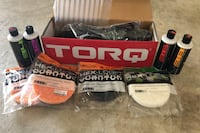 Torq 22D polisher Chantilly, 20152